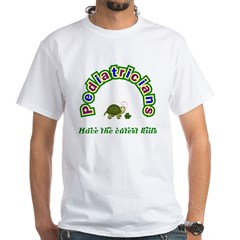 Pediatrician White T-Shirt