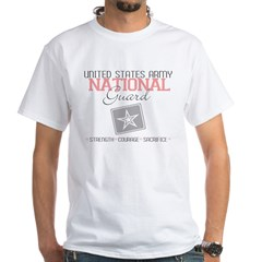nationalguard.gif White T-Shirt