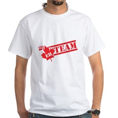 The Eh Team White T-Shirt