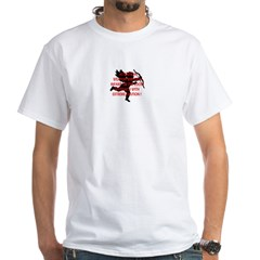 Killer Cupid White T-Shirt
