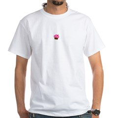 10-chud muffin white White T-Shirt