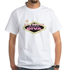Diva Basic White T-Shirt