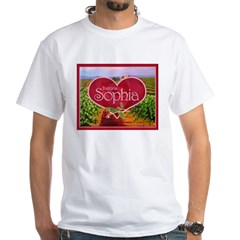 Sophia White T-Shirt