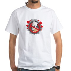 Stopped Smoking Kids White T-Shirt
