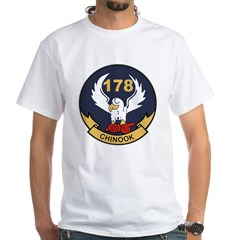 178th Assault Support Helicopter Company_2 White T-Shirt