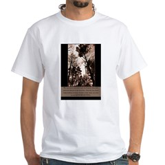 Keep Believing White T-Shirt