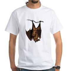 Flying Foxes White T-Shirt