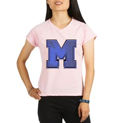 M Go Blue Performance Dry T-Shirt