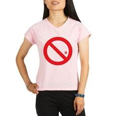 Classic No Smoking Performance Dry T-Shirt