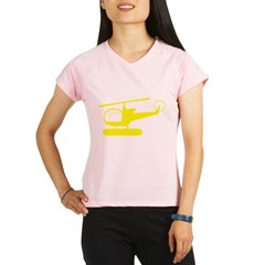 Helicopter Performance Dry T-Shirt