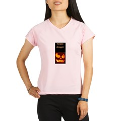 """Pumpkin Smuggler"" Performance Dry T-Shirt"