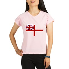 royal navy flag oblong.jpg Performance Dry T-Shirt
