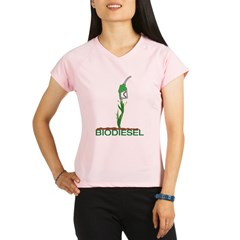 Biodiesel-Plan Performance Dry T-Shirt