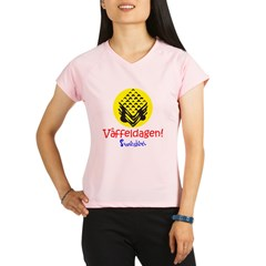 Swedish Waffle Day Performance Dry T-Shirt
