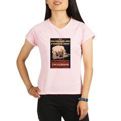 ww1blackwatch Canada Performance Dry T-Shirt