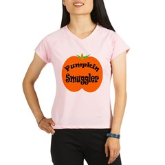 Pumpkin Smuggler Performance Dry T-Shirt