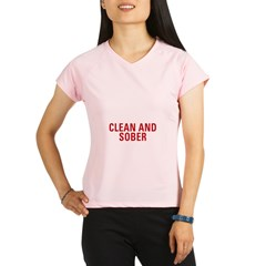 1 Year Clean & Sober Performance Dry T-Shirt