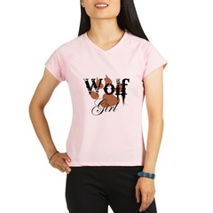 Wolf Girl Performance Dry T-Shirt