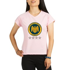 National Guard Bureau Seal Performance Dry T-Shirt