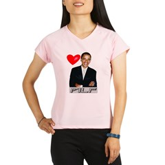 PILF: Obama Performance Dry T-Shirt