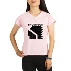 Thompson High Warriors Performance Dry T-Shirt