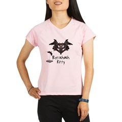Rorschach Kitty Performance Dry T-Shirt