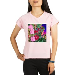 Tropical Paradise Ar Performance Dry T-Shirt