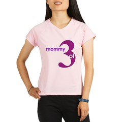 Mommy Shirts Performance Dry T-Shirt