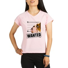 Bulldog Wanted Performance Dry T-Shirt