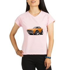 1968-69 AMX Orange Car Performance Dry T-Shirt