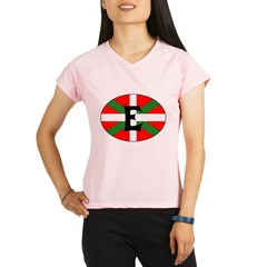 E Flag Performance Dry T-Shirt
