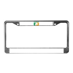 BIG BROTHER (Irish) License Plate Frame