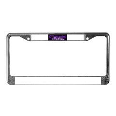 Bumper Stickers License Plate Frame