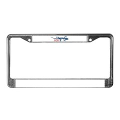 Newt 2012 Drawing License Plate Frame