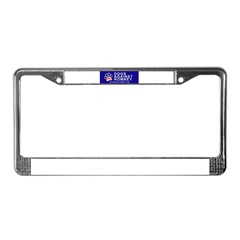 Official Dogs Against Romney Paw License Plate Frame