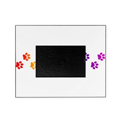 Paws All Over You Picture Frame
