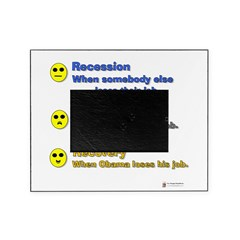 Recession to Recovery.png Picture Frame