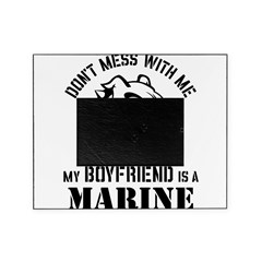 Marine Girlfriend Picture Frame