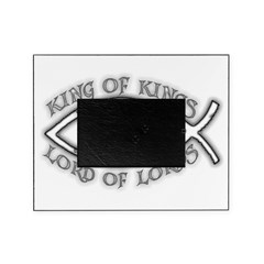 King of Kings Ichthus Picture Frame