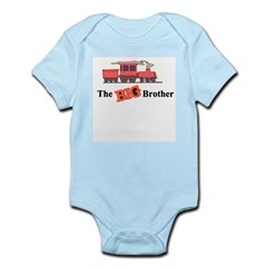 Big Brother - Trains Infant Bodysuit