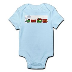 Choo Choo Kids Infant Bodysuit