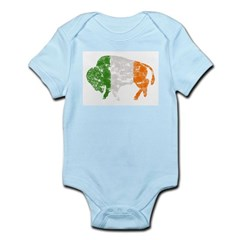 Irish Buffalo Infant Bodysuit