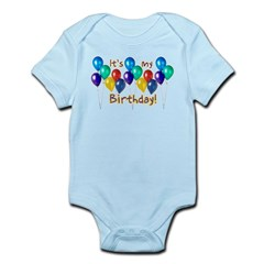 It's My Birthday Infant Bodysuit