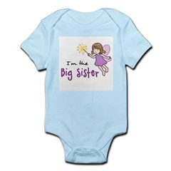 Big Sister - Fairy Infant Bodysuit