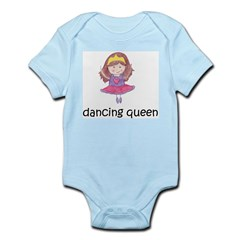 ballerina.1.jpg Infant Bodysuit