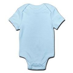 Hi I'm George Infant Bodysuit