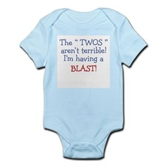 3-Terrible Twos.PNG Infant Bodysuit