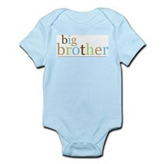 Big Bro (fun) Infant Bodysuit