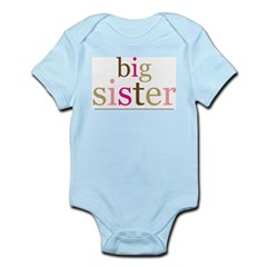 Big Sis (fun) Infant Bodysuit