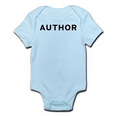 Author Infant Bodysuit